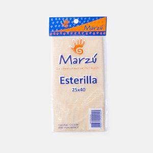 ESTERILLA Nº18 CRUDO 40X25