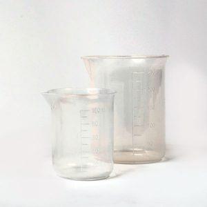 Vaso Graduado 100 ml plastico