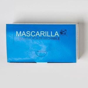 Mascarilla caja 50 unds